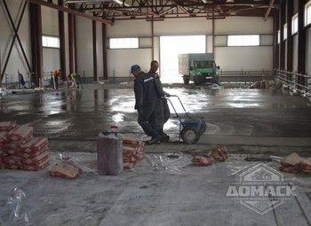 Дистрибьютор по печатному бетону