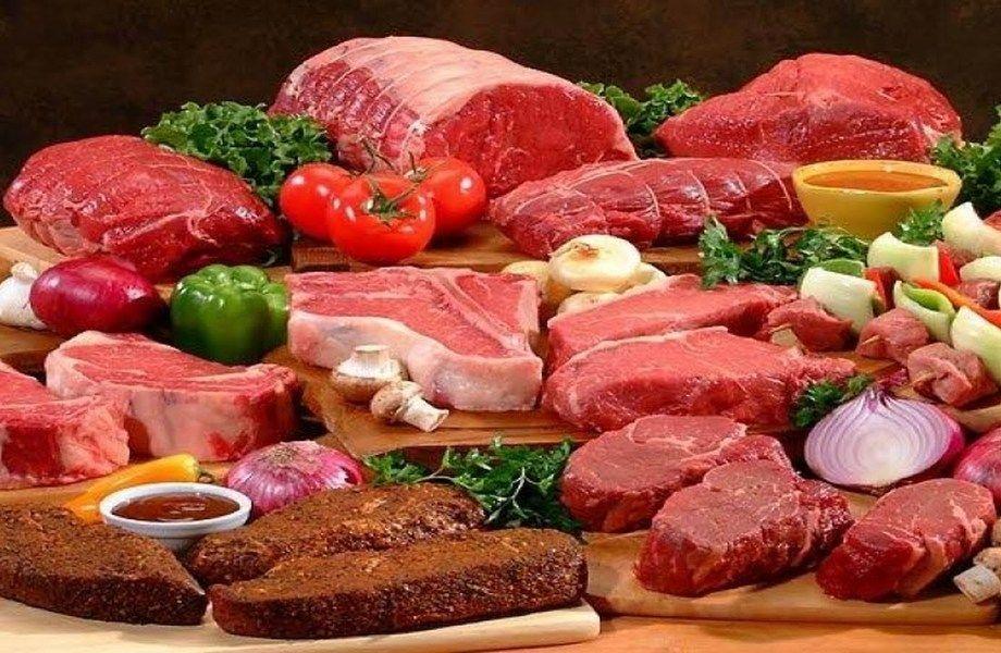 Оптовый мясной магазин
