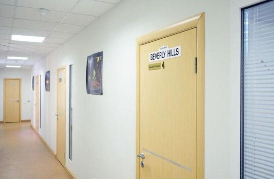 Известный центр иностранных языков с TOEFL