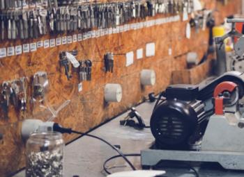 Мастерская ремонта обуви и изготовления ключей