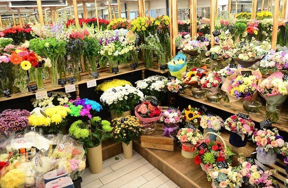 Купить цветы на бакунинской