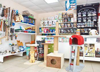 Магазин зоотоваров