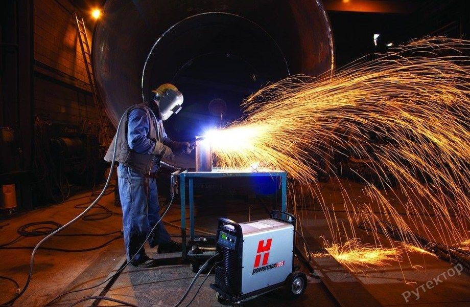 Производство лазерной и плазменной резки по цене активов