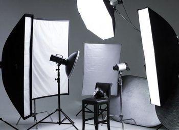 Популярная фотостудия