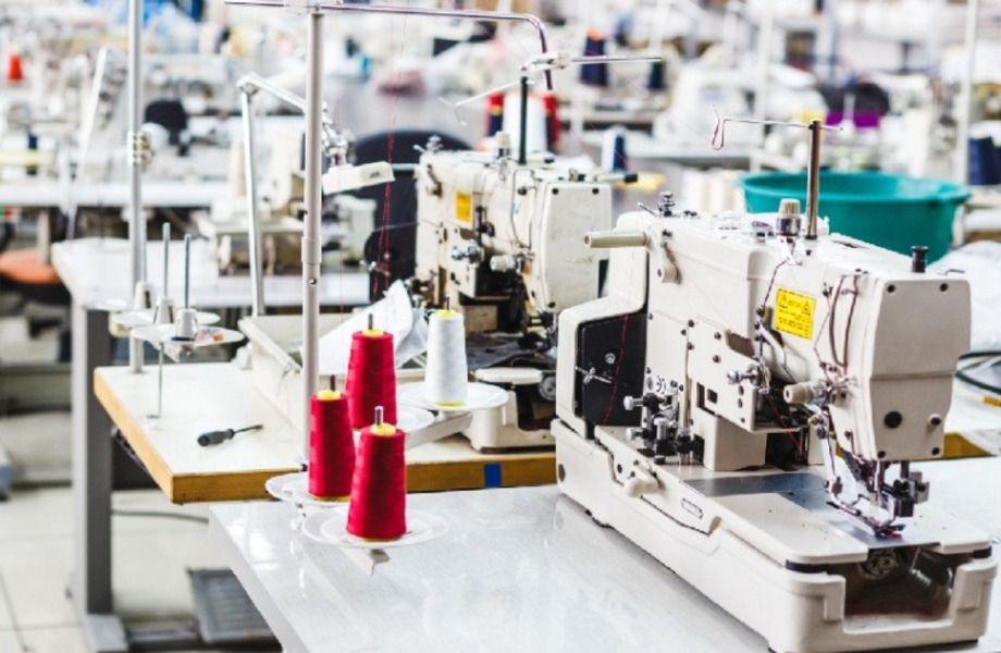 Швейное производство женской одежды