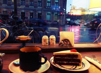 Кафешка в купчино