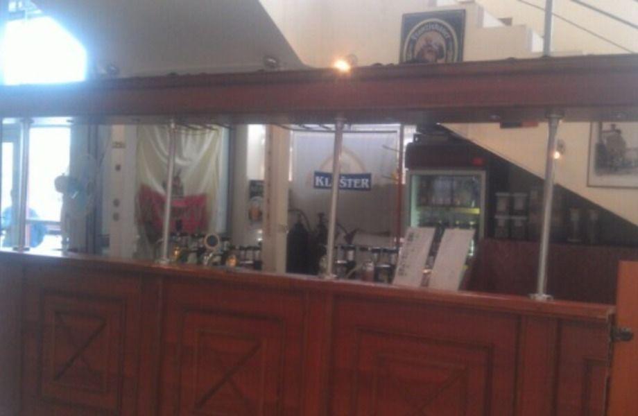 Магазин живого пива в ТК