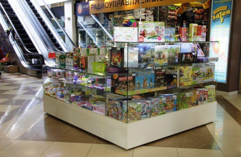 86f0525fcd44 Островок в торговом центре возле метро Приморская - продажа готового ...