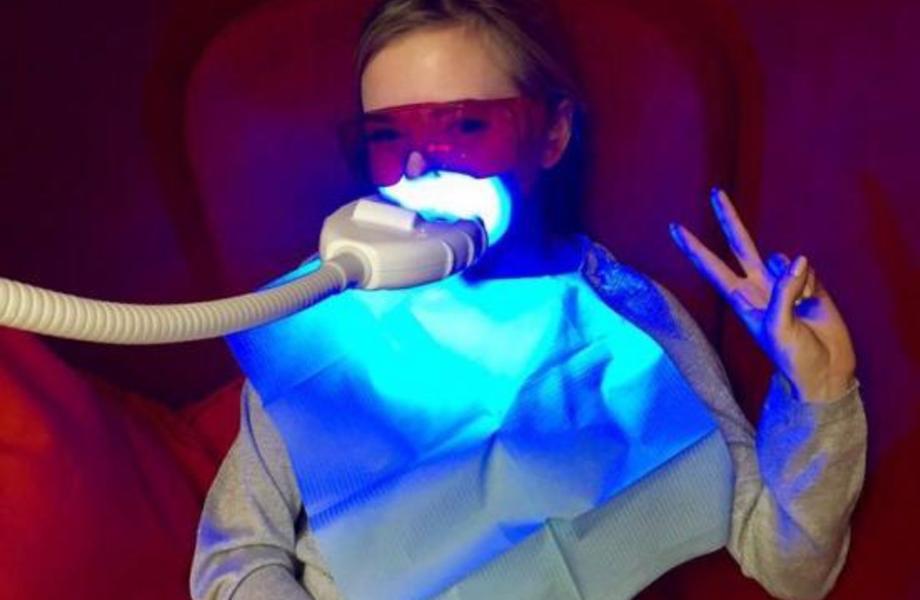 Прибыльная студия отбеливания зубов