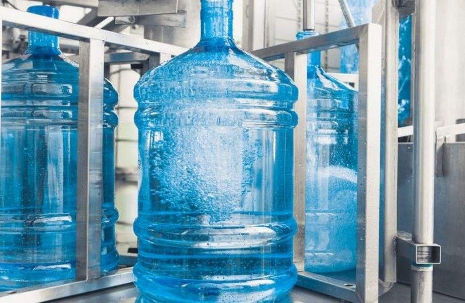 Производство и доставка бутилированной воды