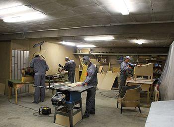 Мебельное производство в Калининском р-не