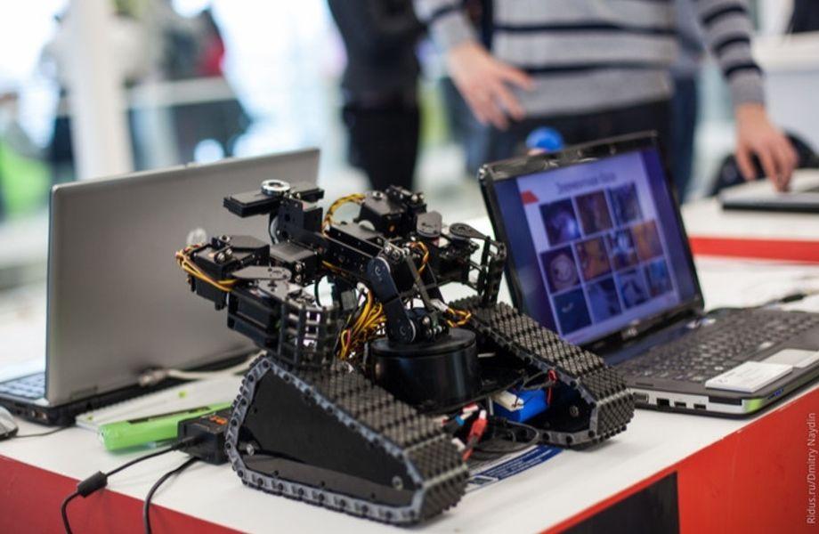 Детский клуб робототехники и моделизм