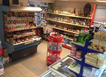 Продается продуктовый магазин в Колпино