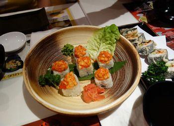 Суши-бар в ТРК
