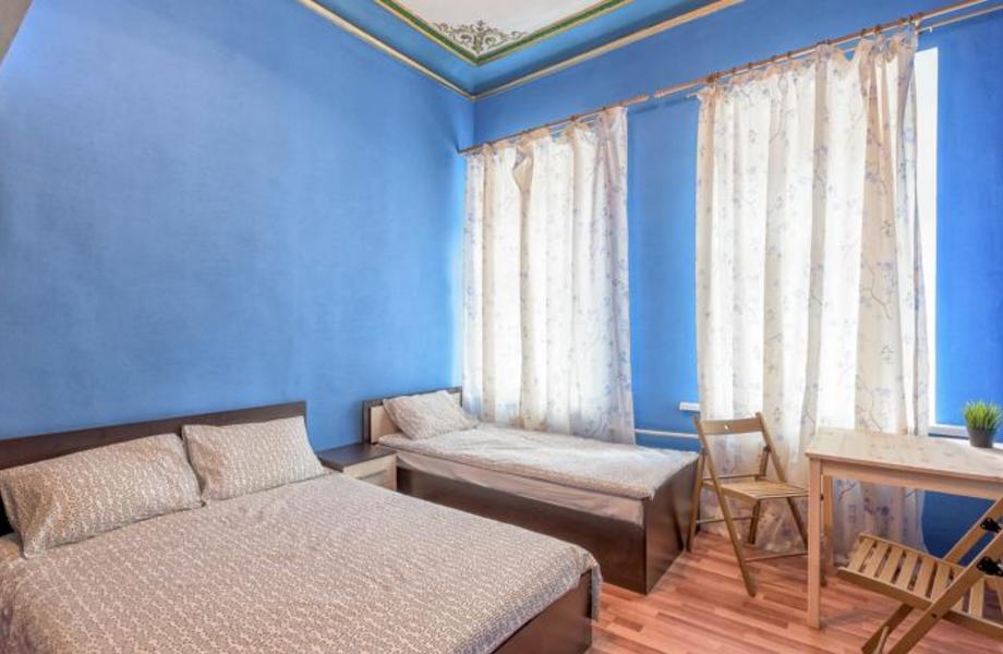 Гостевые комнаты на Петроградке в собственность