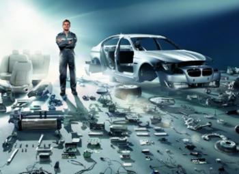 Магазин автозапчастей для грузовых автомобилей и прицепов