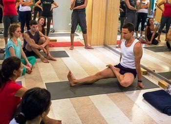 Студия йоги в Адмиралтейском районе рядом с метро