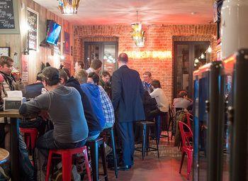 Перспективный магазинг-бар разливного пива с удачной локацией