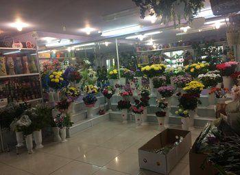 Цветочный магазин в супер проходном месте