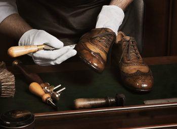 Эксклюзив. Ремонт обуви, изготовление ключей