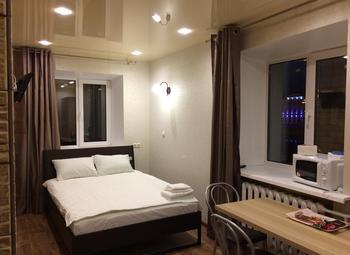 Отель в нежилом фонде на 8 номеров