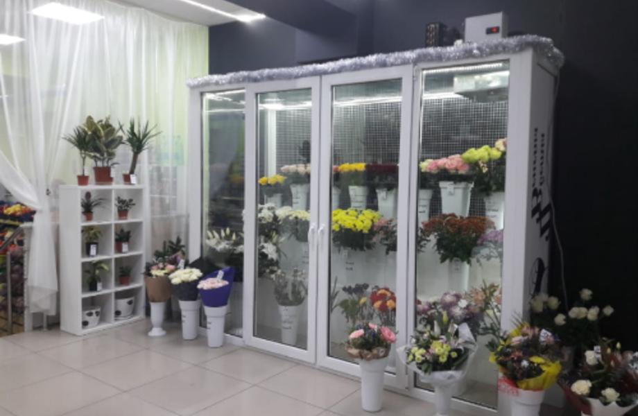 Цветочный магазин на юге города