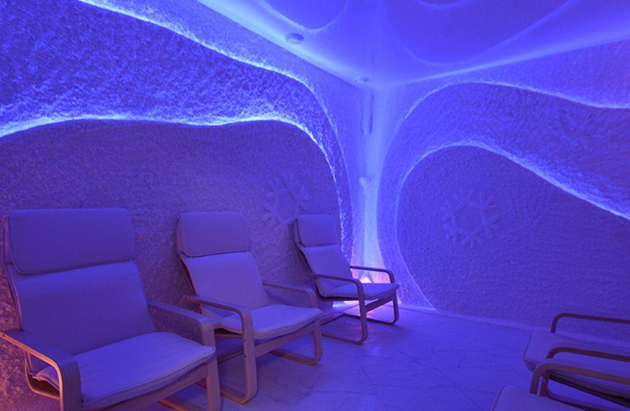 Эксклюзив. Салон красоты и соляная пещера