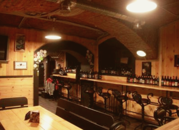 крафт- бар  с живой джаз блюз-музыкой в центре города