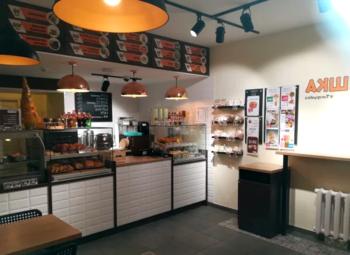 Кафе - пышечная в центре города с уникальной концепцией