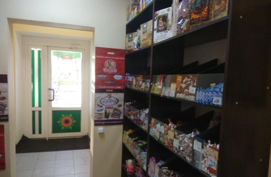 Магазин конфет известного бренда