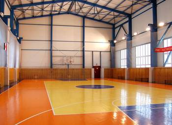 Спортивный центр игровых видов спорта во Фрунзенском