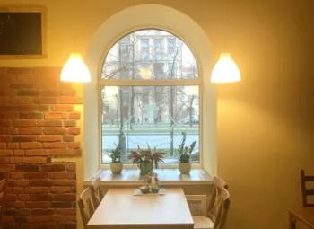 Уютная кофейня возле метро
