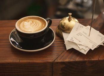 Кофейня с точками роста