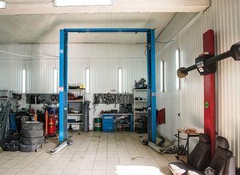 Автосервис по ремонту бамперов, кузовному ремонту