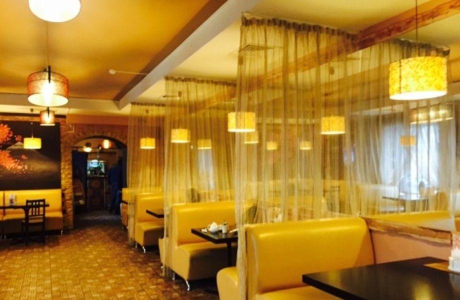 Бар-кафе-ресторан (проездное место)
