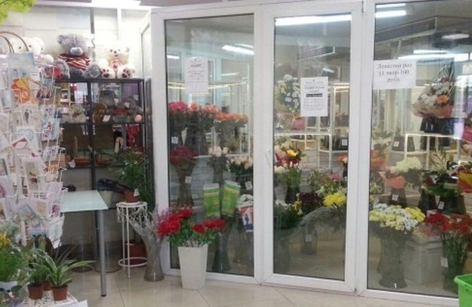 Магазин цветов с высокой подтвержденной прибылью