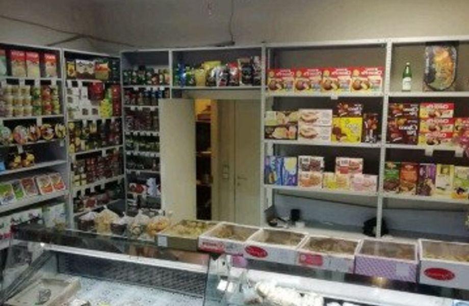 Продуктовый магазин у метро обводный канал