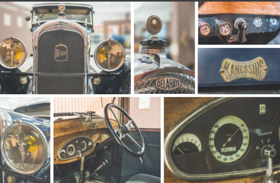 Эксклюзивный Ретро-музей / Коллекция автомобилей 1920-30х годов