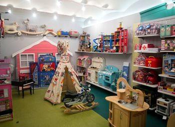 Детский магазин на Звездной