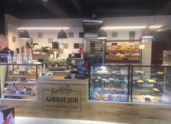 Кафе-пекарня в новом ЖК