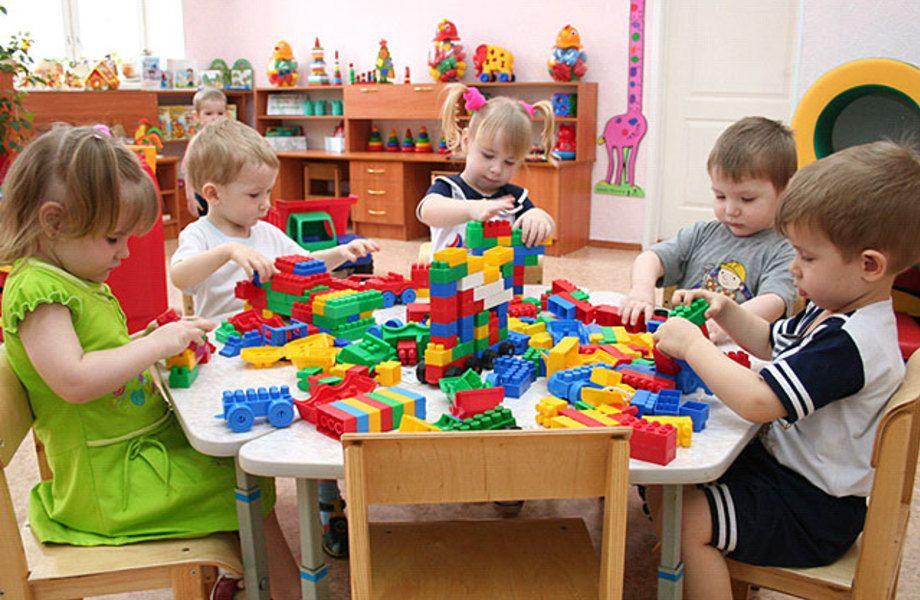 Детский сад и центр развития. 8 лет работы.