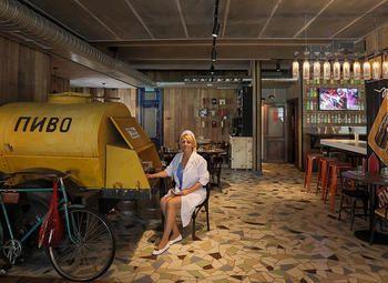 Прибыльный пивной бар-магазин в новом ЖК