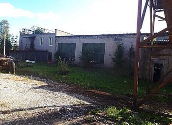 Пилорама с уч. 80 соток и строениями в собственность