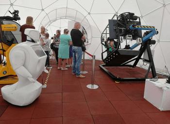 Эксклюзивный Развлекательный технопарк «Сфера Будущего»