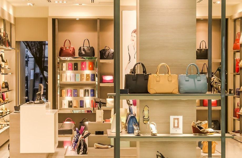 Эксклюзивный прибыльный бутик российского модного бренда