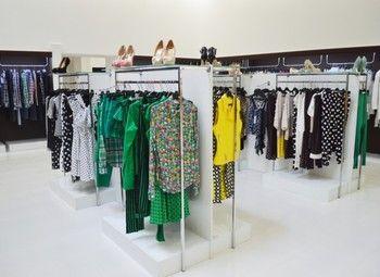 Магазин Итальянской женской одежды в ТЦ