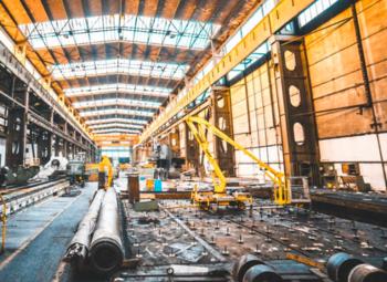 Завод по производству металлоконструкций и металлообработка