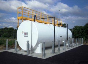 Многофункциональный топливный комплекс