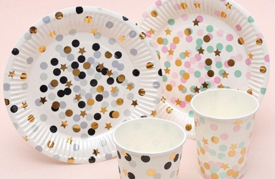 50% доли в производстве одноразовой посуды