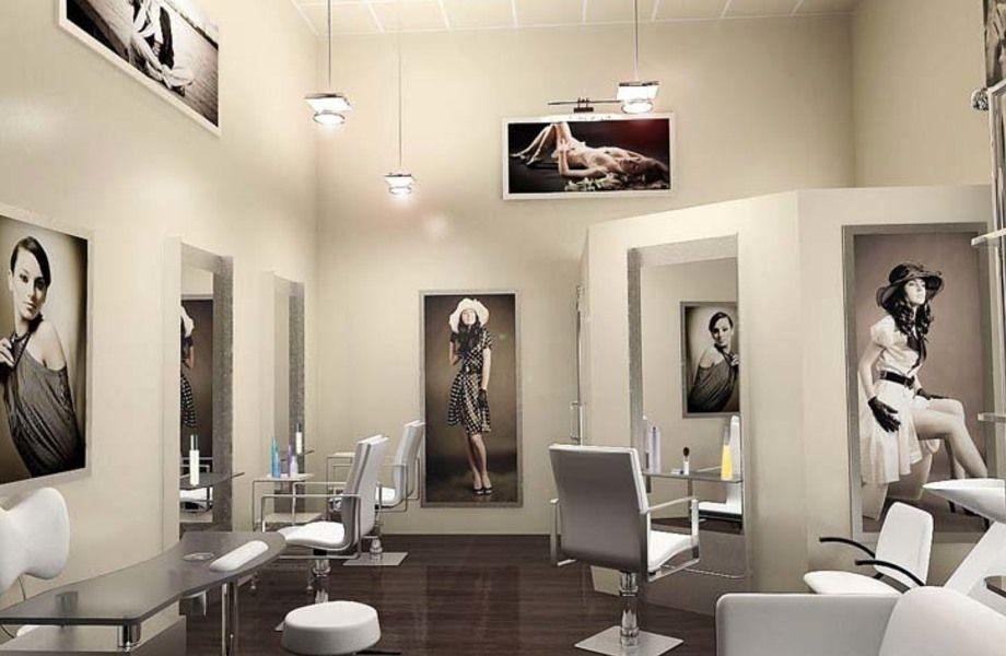 Современная студия красоты в Центре города